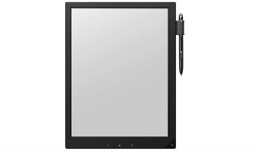 Sony Teases Digital Paper, 13.3 Inch E Ink Tablet With Stylus Targetin