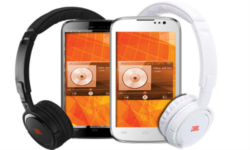 Micromax Canvas Music A88 at Rs 8499