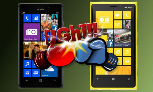Nokia Lumia 925 vs Nokia Lumia 920: Sibling Rivalry Heats Up
