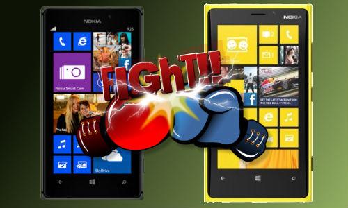 Nokia Lumia 925 vs Nokia Lumia 920: Sibling Rivalry Heats Up