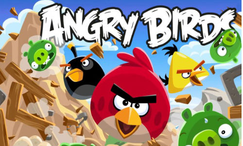 Rovio and Sony Pictures Join Hands to Release Angry Birds in 2016