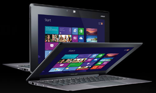 Asus Taichi: Dual Screen Premium UltraBook Now in India For Rs 1,29,99
