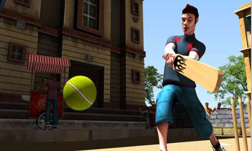 Sony PlayStation Launches Move Street Cricket II For PS3 at Rs 1499