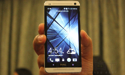 HTC One Now Available in India At Rs 42900