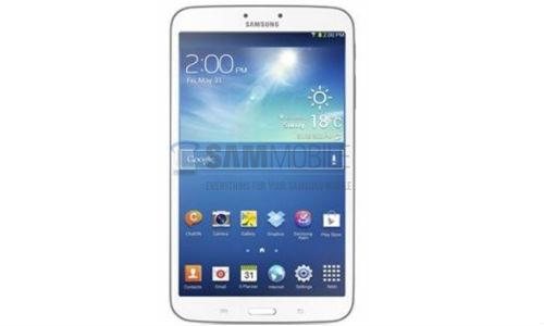 Samsung Galaxy Tab 3 8.0 Press Shot Leaks: Specs, Release Date
