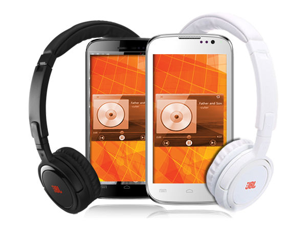 Micromax Canvas Music A88: