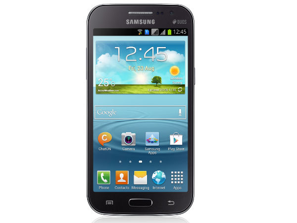 Samsung Galaxy Grand Quattro: