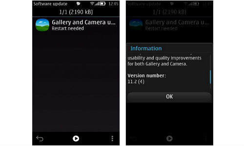 Nokia 808 Pureview Update on Camera and Gallery Finally Comes to India