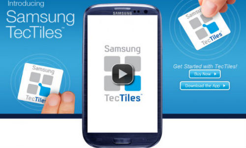 Samsung Galaxy S4 Compatible TecTiles 2 NFC Stickers now available