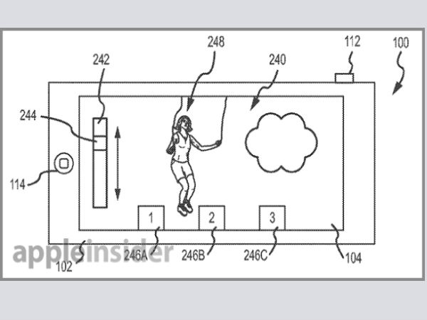Apple social camera patent