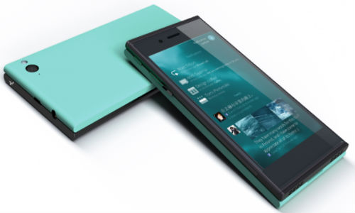 Jolla First Sailfish OS Smartphone Unveiled