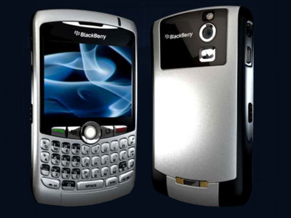 BlackBerry Curve 8310:
