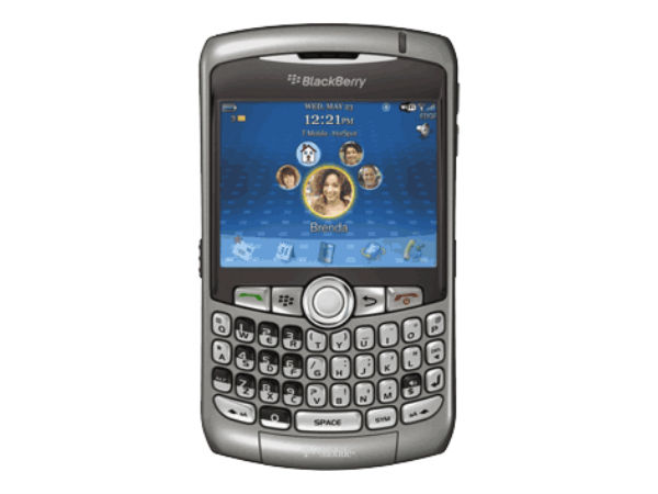 BlackBerry Curve 8320: