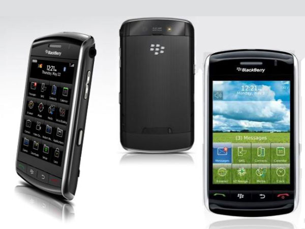 BlackBerry Storm 9530: