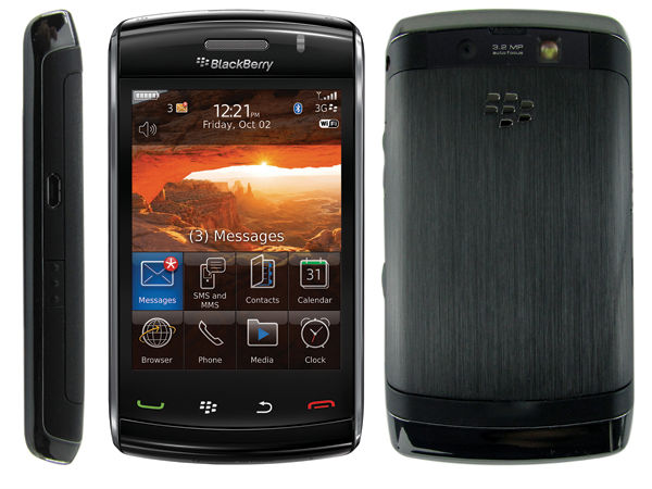 BlackBerry Storm 2 9550: