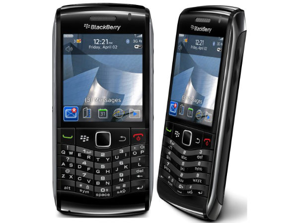 BlackBerry Pearl 3G 9105:
