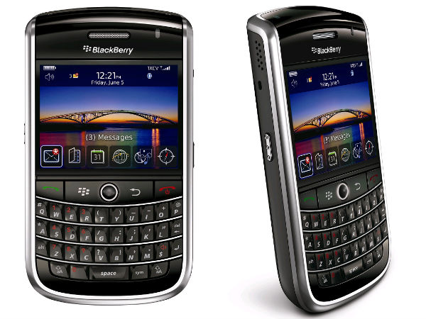 BlackBerry Tour 9630:
