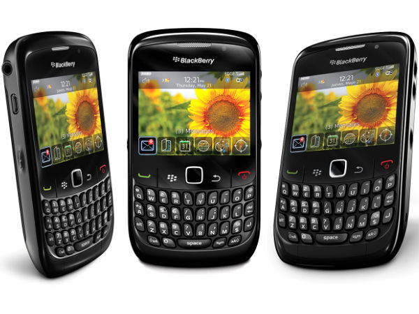 BlackBerry Curve 8520: