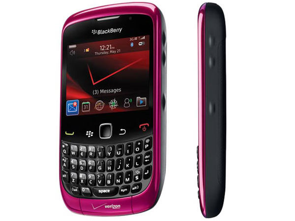 BlackBerry Curve 3G 9330: