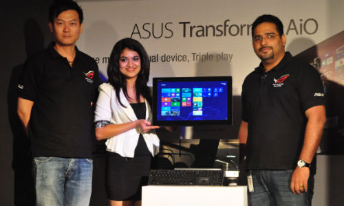Asus Transformer AiO: King-sized Windows 8 And Android Tablet Launched in India at Rs 86999