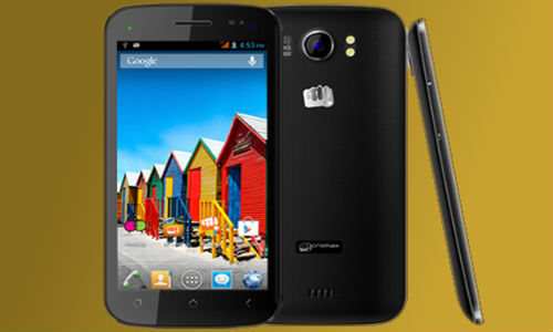 Micromax Canvas 2 A110Q Goes Official With 1.2GHz Quad Core CPU And Android 4.2 Jelly Bean
