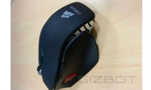 Corsair Vengeance M65 Laser FPS Gaming Mouse Review