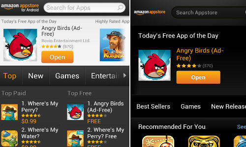 Amazon Appstore Comes to India And Also Gets Updated To Version 5.0