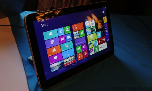 HP Envy Rove Unveiled: 20 Inch All-In-One Tabletop PC