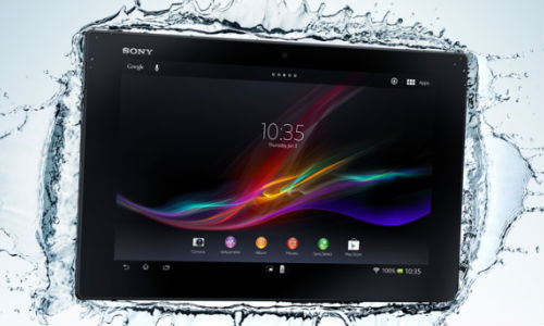 Xperia Z Tablet Pre-Order Starts at Rs 44990