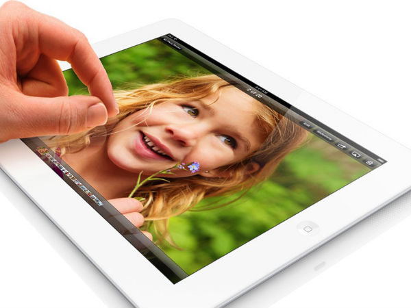 Xperia Tablet Z vs iPad 4: OS and Processor