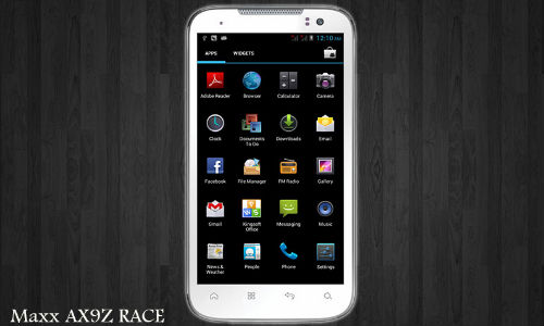 AX8 Race And AX9Z: Maxx Ignites Smartphone World With Budget Dual SIM