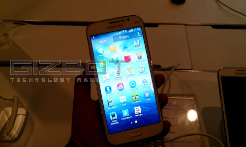 Samsung Galaxy Mega 6.3 And Mega 5.8: First Look
