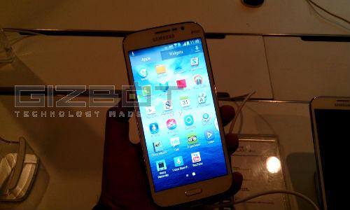 Samsung Galaxy Mega 6.3 And Mega 5.8: First Look
