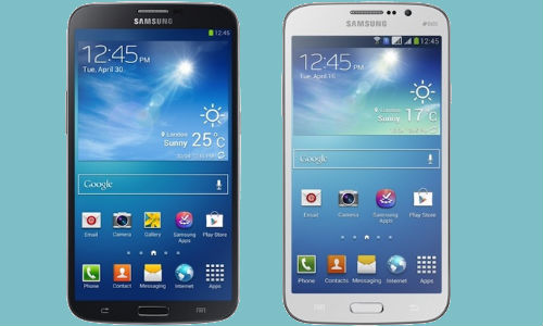Samsung Galaxy Mega 5.8 and 6.3 Giant Android Handsets Land in India