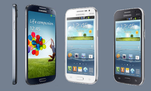 Samsung Galaxy S4 and Grand Quattro Receives Official Price Cut