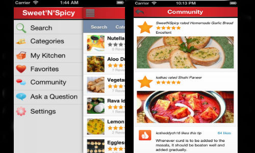 Recipe App Sweet'N'Spicy Moved To Windows Azure IaaS Infrastructure