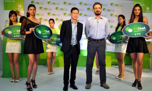 WeChat: WhatApp Rival Now Available in Nokia Asha Full Touch Handsets