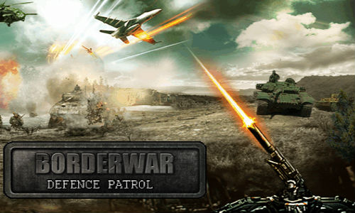 Reliance Games Launches Borderwar Defence Patrol Mobile Game