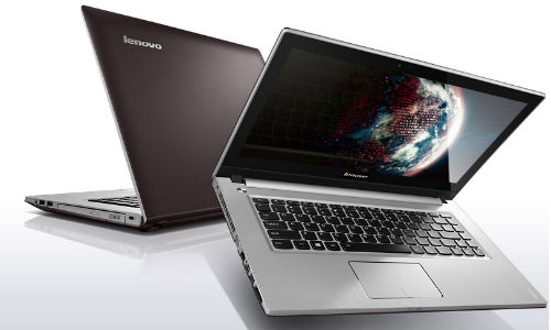 Lenovo Z400 and Z500 Touch Launches at Rs 47990 and Rs 53590