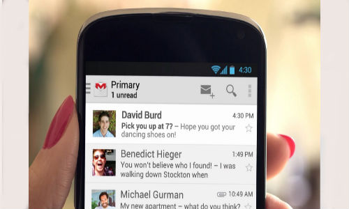 Google Teases Android 4.3 in New Gmail Promotional Video