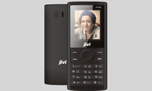Jivi Mobiles Has Launched It's First CDMA Feature Phone JV C200