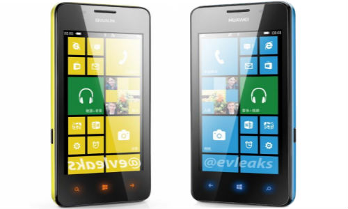 Huawei Ascend W2 Leaks: Tipped for June Launch, Looks Like Nokia Lumia
