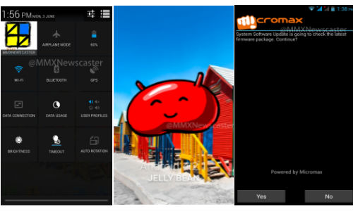 Android 4.2 Jelly Bean Update: Micromax Canvas HD Gets the Update