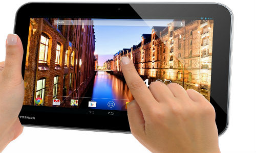 Toshiba to Launch 3 10 Inch Tablets with Tegra 3 and 2 Tegra 4 by July