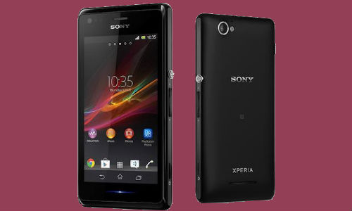 Xperia M Coming to India Soon: Gets Listed on Sony India Site