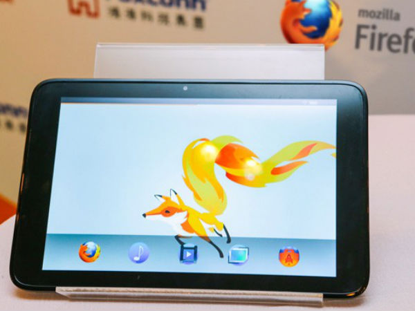 Foxconn-Firefox upcoming tablet with Firefox OS