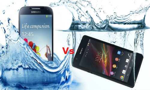 Samsung Galaxy S4 Active vs Sony Xperia ZR: Specs Comparison
