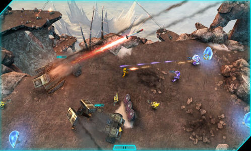 Halo: Spartan Assault For Windows 8 and Windows Phone Coming Soon