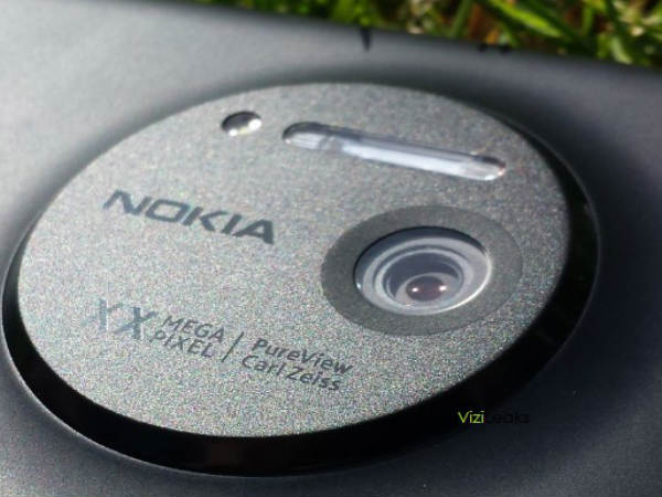 Nokia EOS Image leak: 6 Photos Reveal Different Angles of 41 MP PureView Camera Phone