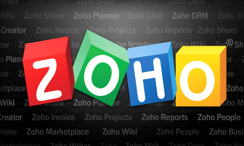 Zoho Launches Social-Network, Password Manager and Badge Scanning App